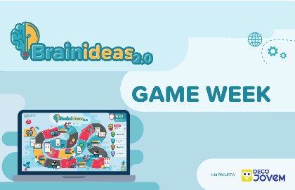 BrainIdeas 2.0 Game Week